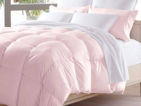 Colored Down Comforters Home Apparel