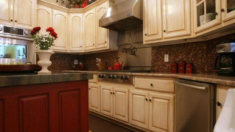 Colored Kitchen Cabinets Quicua