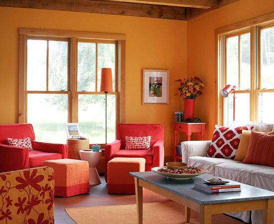 Colorful Living Rooms Decorating Ideas Modern Home Dsgn