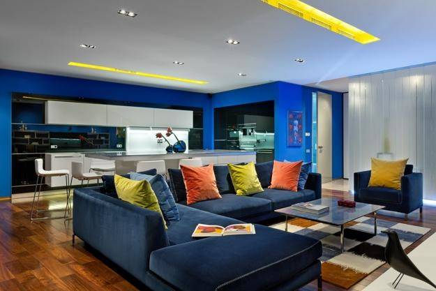 Colorful Modern Interior Design Inspiring Rich Decor