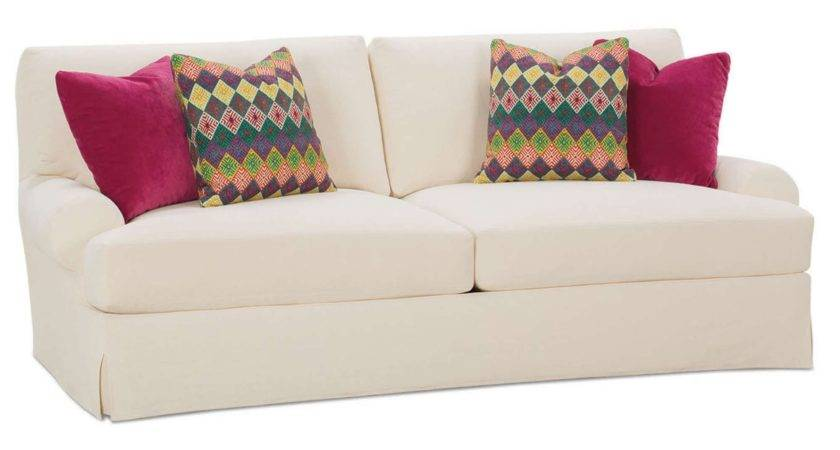 Colorful Sofa Slipcovers Intended Existing Home