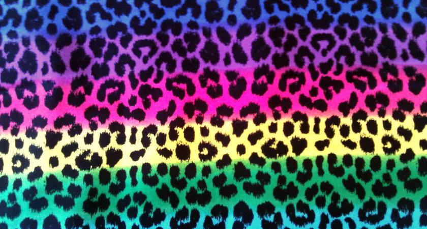 Colorful Zebra Simple Pink Leopard