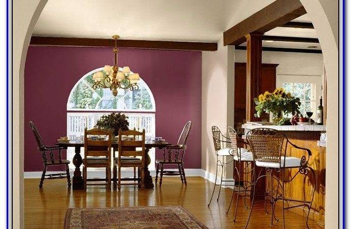 Colors Burgundy Clothes Painting Home