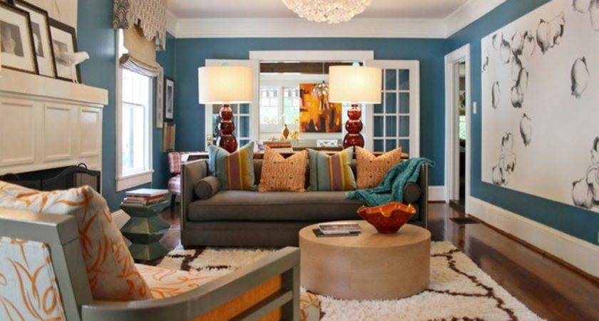Colour Combinations Living Room