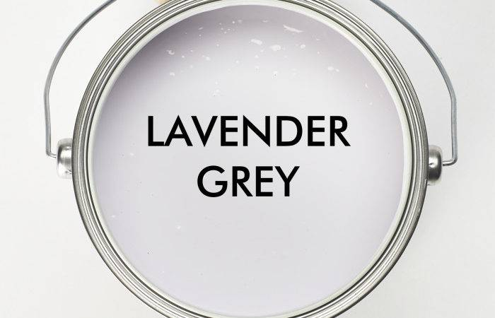 Colourcourage Lavender Grey Premium Paint