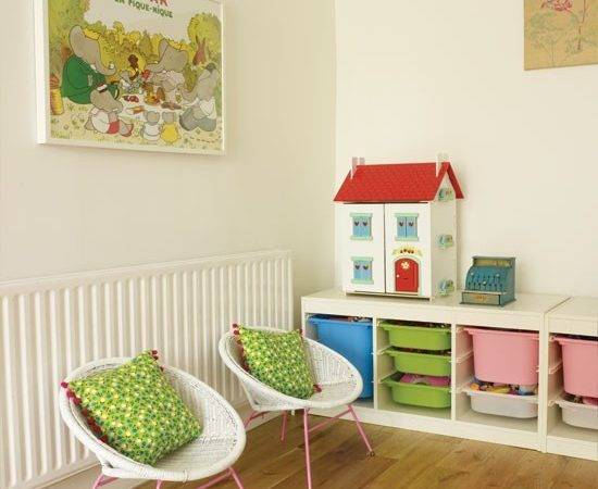Colourful Playroom Childrens Room Housetohome