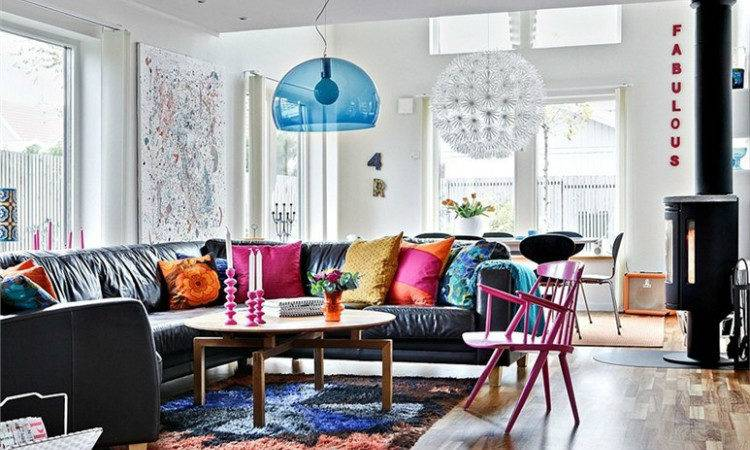 Colourful Quick Fixes Your Living Room Decoholic