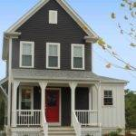 Combo Exterior House Paint Color Combinations