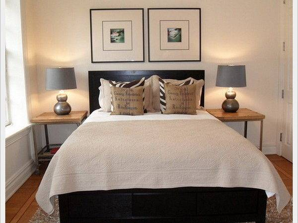 Comfortable Guest Room Decor Home Interior Design Ideas