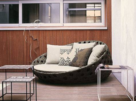 Comfortable Patio Furniture Decoist