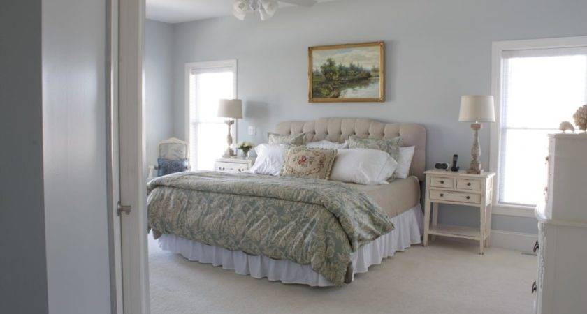 Comforts Home French Country Master Bedroom Reveal