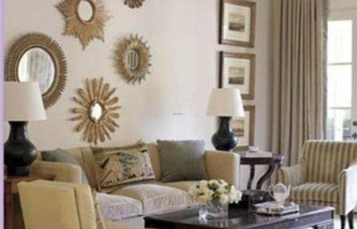 Common Ivory Colour Living Room Inspiration