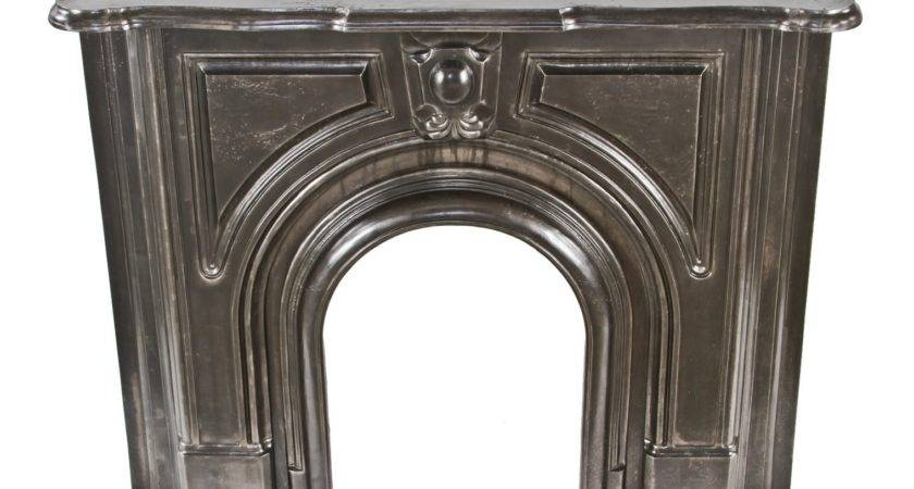 Completely Refinished Brushed Ornamental Cast Iron