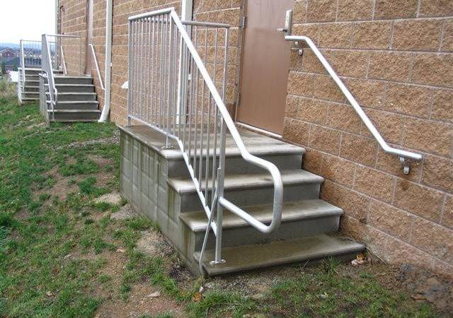 Concrete Handrails Pin Pinterest Pinsdaddy