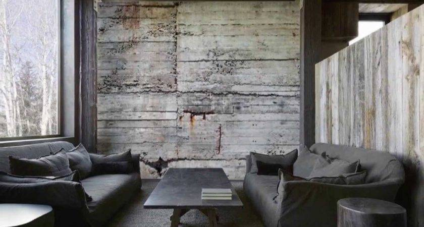 Concrete Wall Covering Decor Ideasdecor Ideas