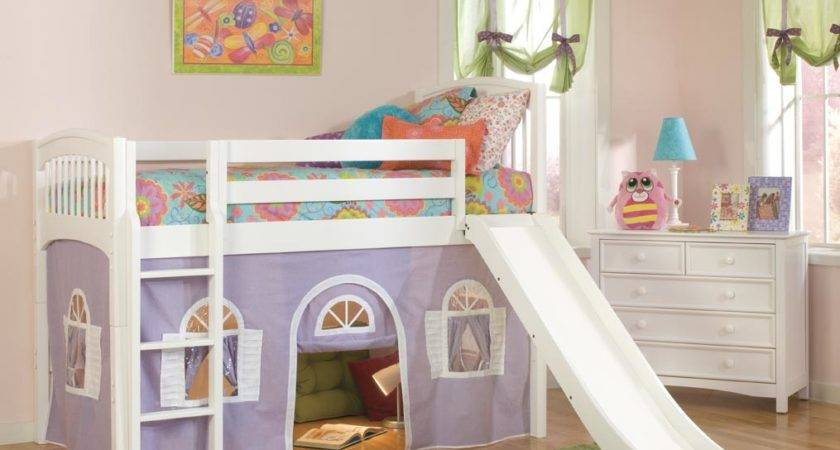 Confidence White Wood Bunk Beds Kids Suitable Home