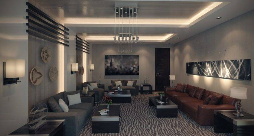 Contemporary Apartment Design Ideas Mahmoud Keshta