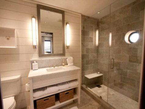 Contemporary Bathroom Shower Designs Beautiful