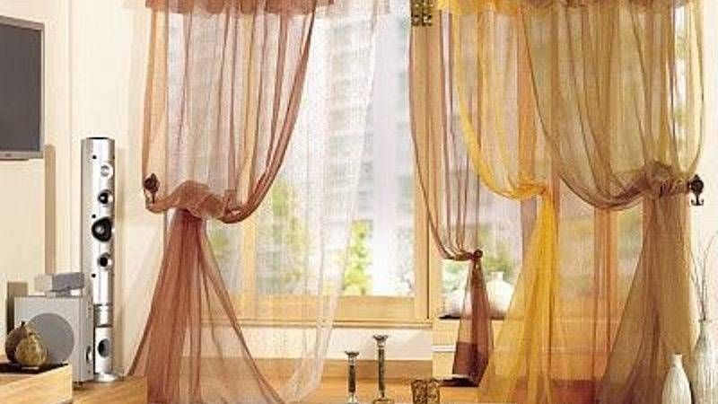 Contemporary Curtains Living Room Best