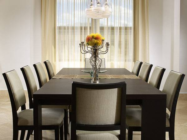 Contemporary Dining Sets Design Kitchen