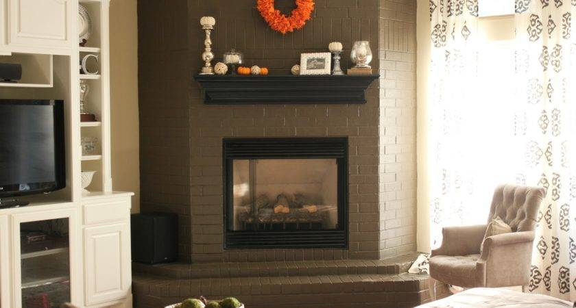 Contemporary Fireplace Mantels Dramatic