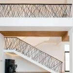 Contemporary Interior Stair Rails Joy Studio Design