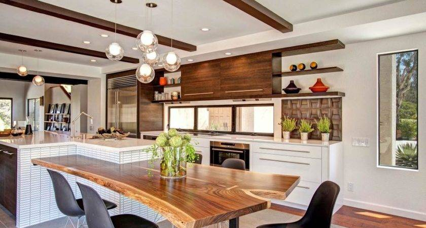 Contemporary Kitchen Touch Nature Jackson