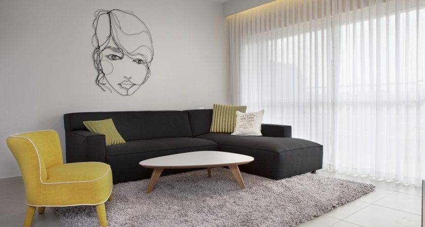 Contemporary Living Room Design Simple Small Spaces