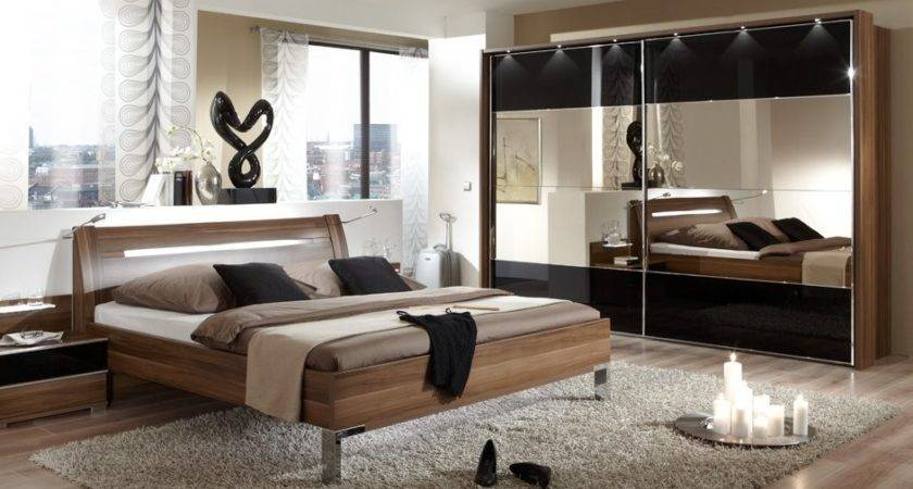 Contemporary Modern Bedroom Furniture Trellischicago