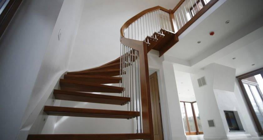 Contemporary Staircase Design Ringwoodtimber Stair Systems