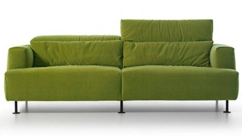 Contemporary Stylish Furniture Modern Sofa Green