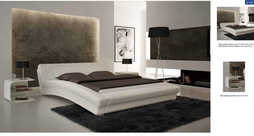 Contemporary Wood Bedroom Furniture