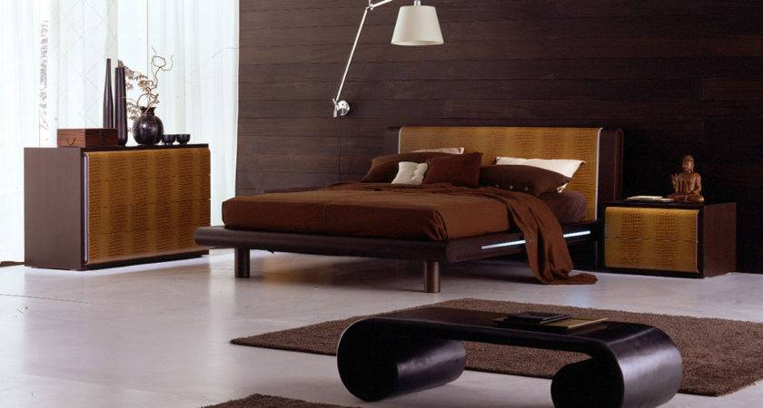 Contemporary Wooden Furniture Modern House Decorating