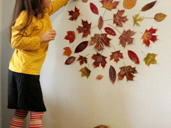 Cool Autumn Idea Decorate Kids Room Wall Kidsomania