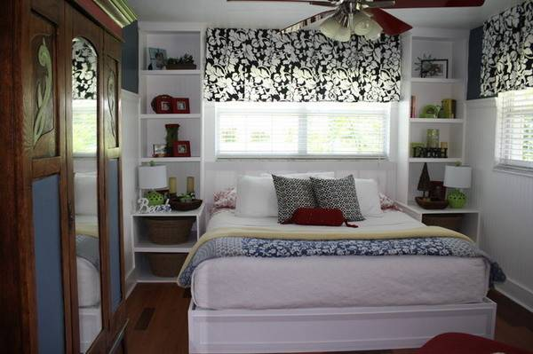 Cool Bed Ideas Small Rooms