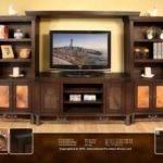 Cool Decorate Wall Unit Decorating Idea