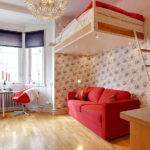 Cool Design Inspiration Small Studio Apartment
