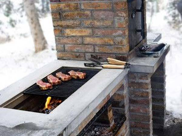 Cool Diy Backyard Brick Barbecue Ideas Amazing