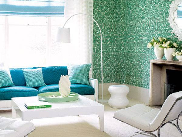 Cool Green Living Room Design Ideas Interiorholic