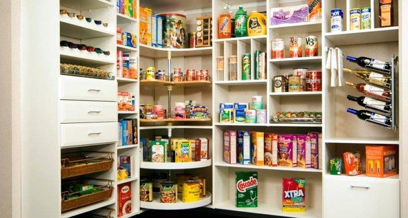 Cool Ideas Tips Design Kitchen Pantry Superhit