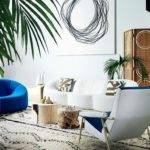 Cool Living Rooms Statement Artwork Rilane