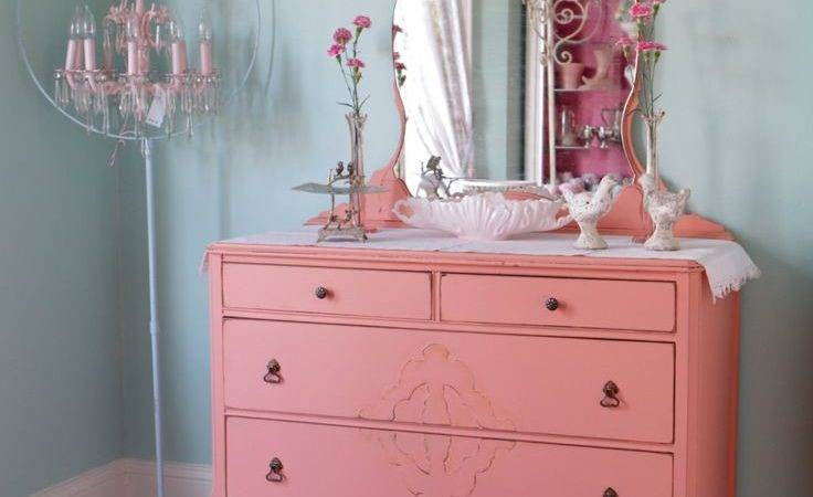 Cool Old Dresser Antique Shabby Chic Distressed