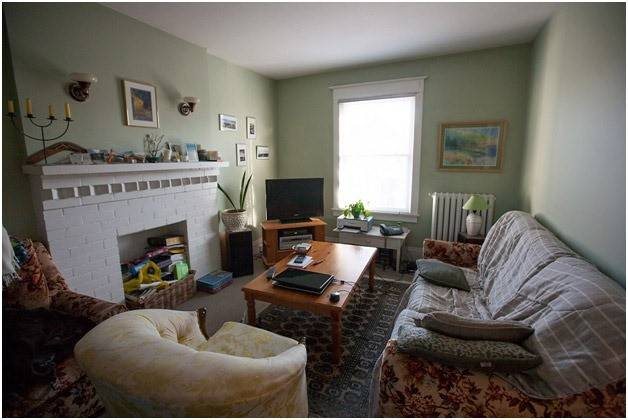 Cool Real Living Rooms Lot More Furniture Home