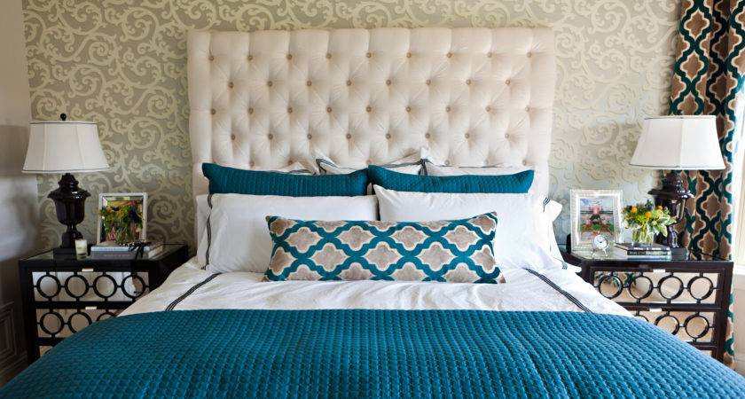 Cool Rooms Bedrooms Teal Bedroom Decoration