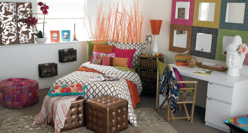 Cool Teenage Girls Bedrooms Inspiration