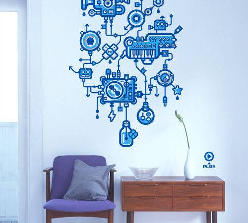 Cool Wall Stickers Decoration