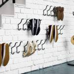 Cool Ways Shoe Storage Solutions Home Design