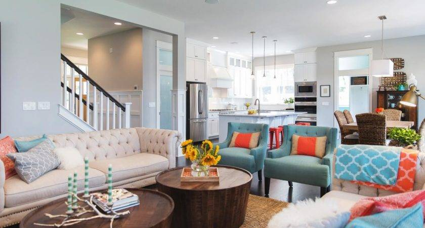 Coral Turquoise Color Palette Inspiration Hgtv