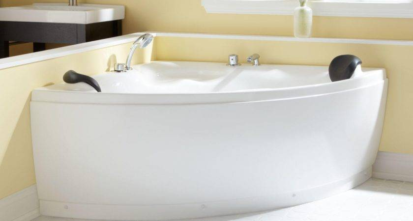 Corner Bath Tub Freestanding Jetted Tubs