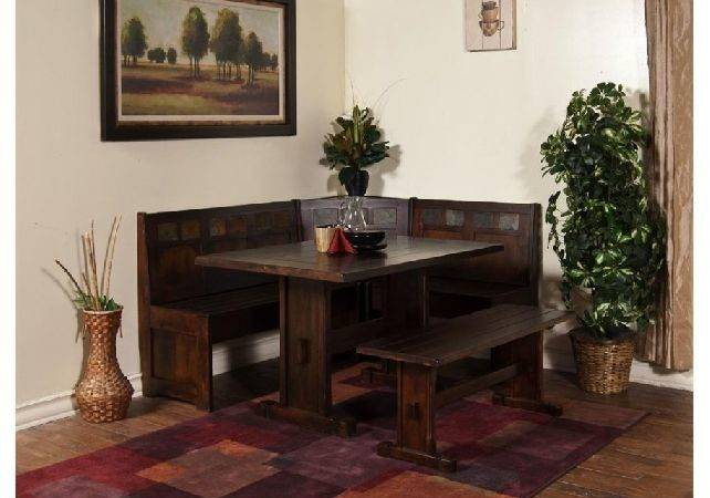 Corner Dining Room Table